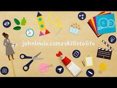 Welcome • John Lewis • Bringing Skills to Life