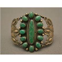 Navajo bracelet.  → For more, please visit me at: www.facebook.com/jolly.ollie.77
