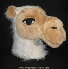 Animal Costume to Rent: Two-person Bactrian Camel