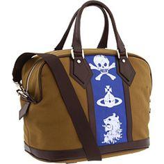 Vivienne Westwood MAN Amalfi Bowling Bag  purselust...