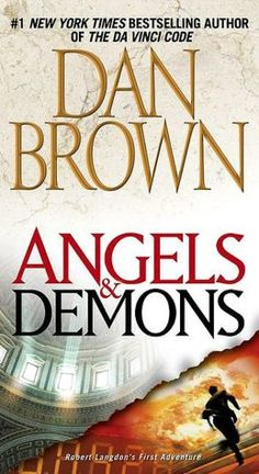 I preferred Angels and Demons over The Divinci Code although they were both wonderful!