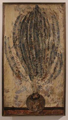 Четыре картины грузинского художника Мераба Абрамишвили проданы на Sotheby's и Christie's