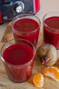 Suc de sfeclă roșie cu morcov și mandarine - Bucate Aromate Healthy Juices, Healthy Smoothies, Healthy Drinks, Smoothie Recipes, Low Carb Recipes, Diet Recipes, Cooking Recipes, Healthy Recipes, Easy Recipes