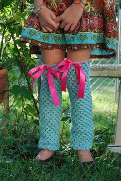 tangled happy: Granny Stripe Legwarmers
