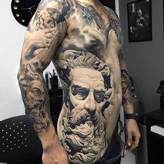 Tattoo by Chico Morbene Tattoo