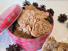 Tizi cooks: Biscuits Tic et Tac Chocolat Noisettes