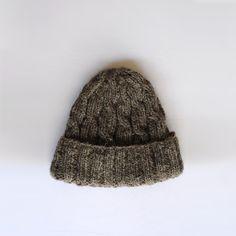 db83b15e70d Cuff Wool Hats. Wool HatsHat SizesHand Knitting