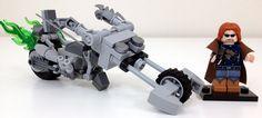 LEGO Custom Midnight Sons motorcycle | by daarkanjel