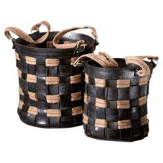 DIY inspiration:Piece Wallingford Basket