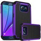 AERO ARMOR Protective Case for Samsung Galaxy Note 5 - Purple