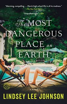 The Most Dangerous Place on Earth: A Novel by [Johnson, Lindsey Lee]