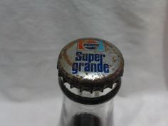 Refresco Pepsi Cola Super Grande Vintage Botella Antigua - $ 299.00 en Mercado Libre
