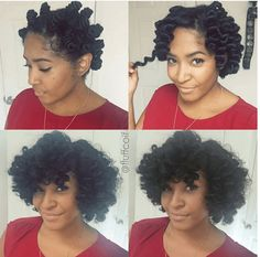Beautiful Bantu Knot Out IG:@fluffcoif  ‪#‎naturalhairmag‬