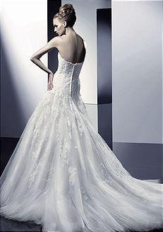 """Enzoani Erin """"dream"""" dress"""