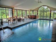 Piscine couverte particulier recherche google piscine for Prix d une piscine couverte