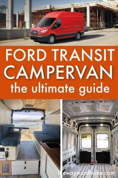 Ford Transit Camper Van: The Ultimate Guide A Ford Transit is a great choice for a camper van conversion. They are cheaper than Mercedes Sprinters, and are easy to drive and maneuver. Check out why you night want to consider a Ford Transit camper van. Ford Transit Campervan, Ford Transit Connect Camper, Ford Transit Rv, Ford Transit Custom Camper, Custom Camper Vans, Iveco Daily Camper, Vw T5 Camper, Kangoo Camper, Truck Camper