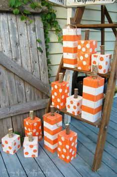 Thanksgiving Crafts, Fall Crafts, Holiday Crafts, Fall Craft Fairs, Kids Crafts, Fall Halloween, Halloween Crafts, Halloween Decorations, Rustic Halloween