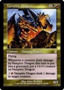 17 Best MTG Vampire Deck (Swarm/Drain Life) images in 2019 | Magic