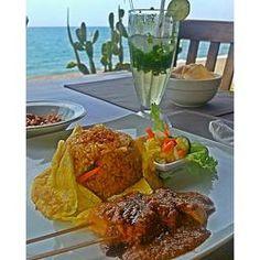 Traveling vegetarian? Lombok and Gili Trawangan is Ok!