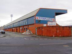 Spotland - External - Rochdale FC