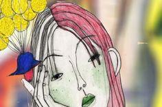 단편 애니메이션 <딴생각> _강의 듣는 학생