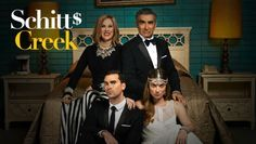Schitts Creek - One of the best father/son written comedies in a while.  Canada can produce some great hilarity.  Seriously, you have Eugene Levy & Catherine O'Hara....classic.