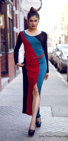 Daisy Spade Catwalk Dress