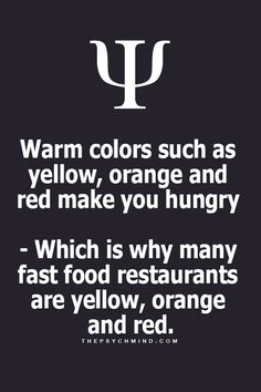 Those colors will eat you up.