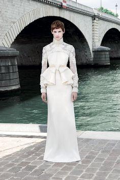 Givenchy Fall 2011 Couture - Runway Photos - Vogue