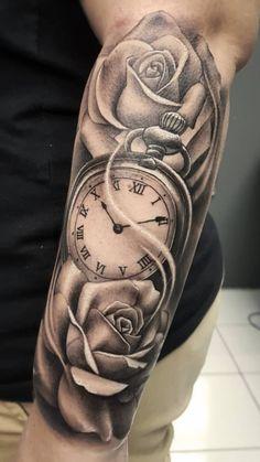 a scorpio sign Time at am. - Under XII a scorpio sign Time at am. – … – -Under XII a scorpio sign Time at am. - Under XII a scorpio sign Time at am. – … – - a tattoo of pennywise the evil clown Tatuador iniciante tatuagem sombreada Forarm Tattoos, Forearm Sleeve Tattoos, Leg Tattoos, Body Art Tattoos, Time Tattoos, Flower Tattoos, Clock Tattoo Sleeve, Clock And Rose Tattoo, Tattoo Clock