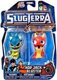 Amazon.com: Slugterra SERIES 3 Mini Figure 2-Pack Suds & Glimmer [Includes Code for Exclusive Game Items]: Toys & Games