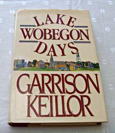 Lake Wobegon Days By Garrison Keillor by EauPleineVintage on Etsy, $10.00