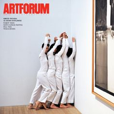terrific piece on trisha brown-- in loooove with this cover