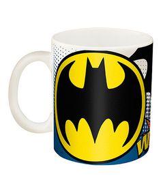 Another great find on #zulily! Vintage Batman Comic Sounds Mug #zulilyfinds