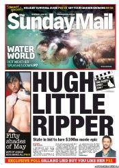 The Sunday Mail 2-12-2012 Australia