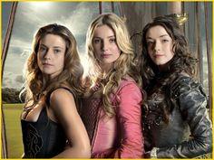 Ursala, Jane, & Mary