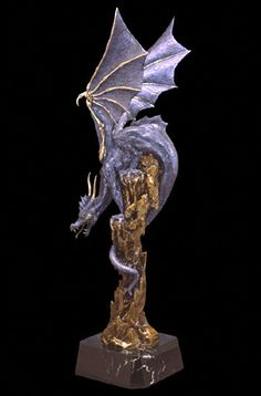 """Stalking"" by Bill Toma, Limited Edition Bronze"