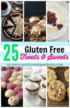 25 Gluten Free Treat