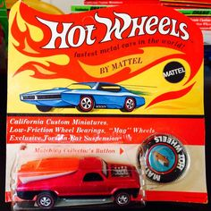 Rose Seasider Redline Hot Wheel In Package Mattel #HotWheels