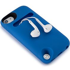 #Speck KangaSkin for #iPod touch (5th gen.), Cobalt Blue $24.95 From #DayDeal