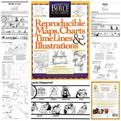 FREE Printable Bible Timeline Cards