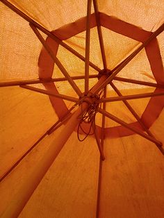 Orange   Arancio   Oranje   オレンジ   Colour   Texture   Style   Form   Orange Parasol