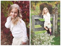 Inspiration Dose: Spunky Girl by Suzanne Mellott Photography | Photography Awesomesauce
