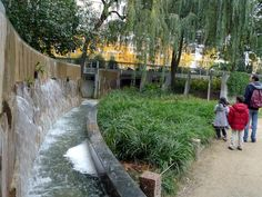 Hidden parks can offer urban escapes, a wealth of trivia about a city's history and a curious diversity of flora and fauna. But, especially when discussing tucked-away gardens in the French...