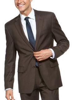 Alfani RED Men`s Jacket Brown Taupe Weave Slim Fit Sportc... https://www.amazon.com/dp/B00KAPPNIY/ref=cm_sw_r_pi_dp_x_9GFSyb815DC89