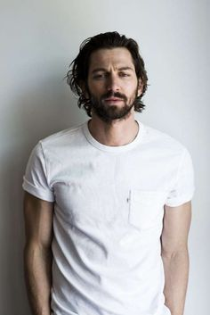 Michiel Huisman for Man of the World