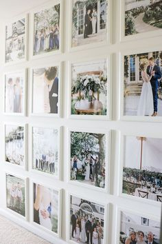 Ideas for How to Display Family Photos in Your House by Seattle Family Photographer Chelsea Macor Gallery walls, framing, home decor! photos display How to Display Family Photos Wedding Photo Walls, Wedding Photo Gallery, Wedding Wall, Wedding Photo Albums, Our Wedding, Wedding Photo Frames, Display Wedding Photos, Trendy Wedding, Wedding House