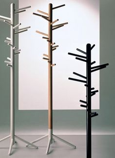 Keeping Clothes Off The Floor: 28 Coat Racks And Stands