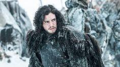 Jon Snow, personnage de Game of Thrones interprété par Kit Harrington, incarne l'humilité.