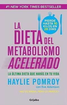No Sugar Diet Plan - La dieta de metabolismo acelerado: Come más, pierde más (Spanish Edition) -- Read more at the image link. (This is an affiliate link) Fast Metabolism Diet, Metabolic Diet, 2 Week Diet, Gastro, Lose Weight, Weight Loss, Low Carb Diet, Detox Drinks, Healthy Tips